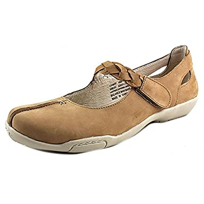 Ros Hommerson Women's Camry Leather, Foam, Rubber Fashion Mary Janes