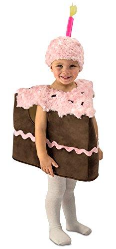 Princess Paradise Piece of Cake Child's Costume, 18 Months - 2T