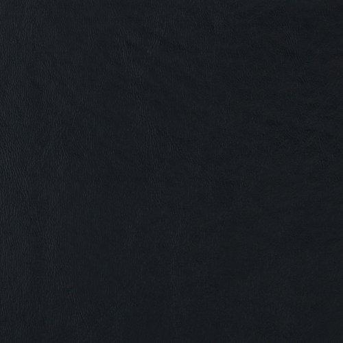 Covering Vinyl - Plastex Fabrics Galaxy Vinyl Black Fabric by The Yard,