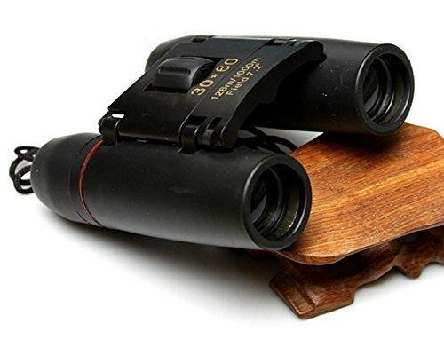 Night Vision 30x60 Zoom Optical Military Binoculars Telescope (126m-1000m ) Telescopio Day and Night
