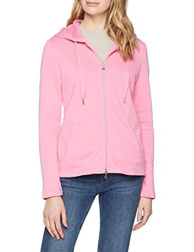 Para Brax Capucha Rosa pink Jersey Bette 47 Kapuzensweatjacke Heavy Mujer 6XFq7