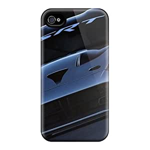 Hot New Dodge Srt Viper Gts Case Cover For Iphone 4/4s With Perfect Design