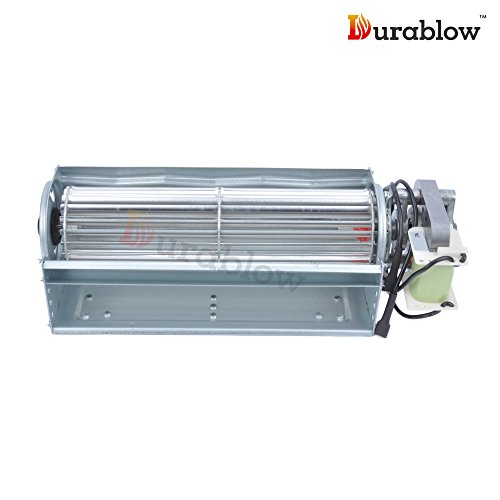 Durablow Electric Fireplace Replacement Blower Fan Unit Compatible With Heat Surge Real Flame
