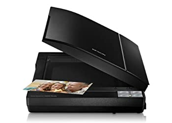 Epson Perfection V370 Color Photo, Image, Film, Negative & Document Scanner With Scan-to-cloud & 4800 X 9600 Dpi 0