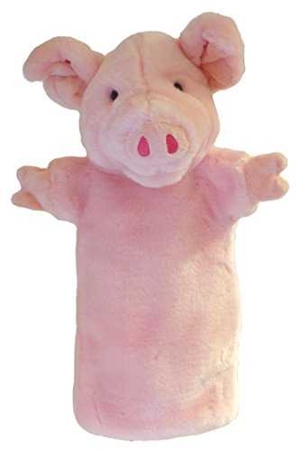The Puppet Company Long-Sleeves Pig Hand Puppet