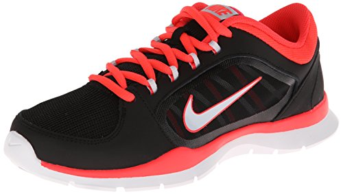Sko Sport Ren Rød Svart Platina Laser Nye Trainercross Trener Flex Nike RFZqXZ