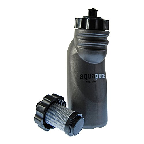 Aqua Pure Traveler - The Most Advanced Water Bottle Filter by zz##Pure Hydration