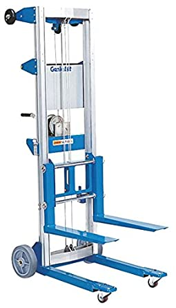 genie terex gl 4 std manual lift manual push stacker 500 lb rh amazon com Gourmet Genie Food Truck Menu Pressure Cooker Gourmet Genie
