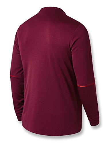 New Balance - Athletic Bilbao Sudadera 18/19 Hombre Color: Granate Talla: 2XL: Amazon.es: Deportes y aire libre