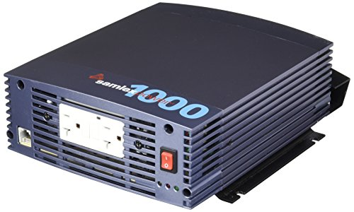 Gfci Inverter Sine Wave True (Samlex  SSW-1000-12A 1000-watt 12V Pure Sine Wave Inverter)
