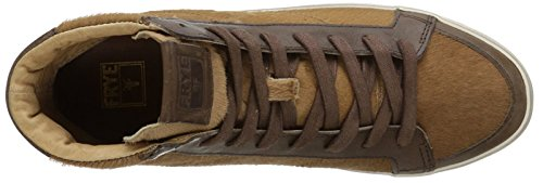 Frye Womens Dylan High Cognac