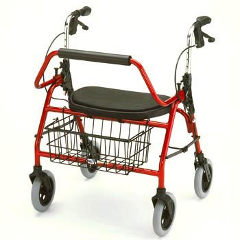 "NOVA Medical Products""Mighty Mack"" 4216 Rolling Walker"