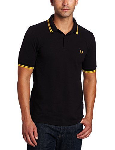 4c66a1831c8e Fred Perry Men s Twin Tipped Polo Shirt-M3600
