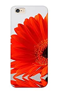 B19ad611611 With Unique Design Iphone 6 Plus Durable Tpu Case Cover Gerbera