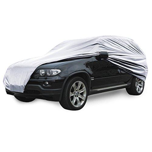 BDK SUV Van Cover for MITSUBISHI Outlander, Sun UV Dust Wind Proof