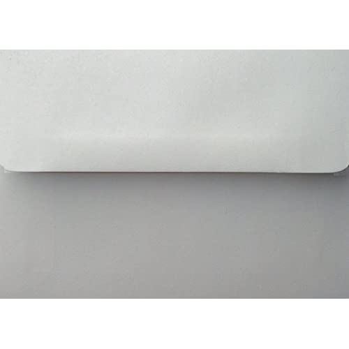 Gray Pastel 200 Boxed A7 Envelopes for 5 X 7 Invitations Announcements from The Envelope Gallery for cheap