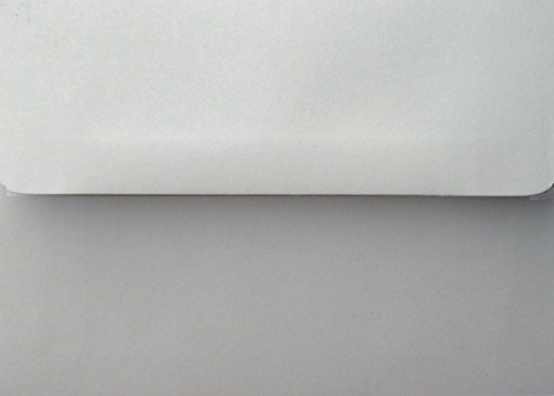 Gray Pastel A1 Envelopes 100 Boxed for 3 3/8 X 4 7/8 Response Cards, Invitations, Announcements Showers Weddings from The Envelope Gallery Grey