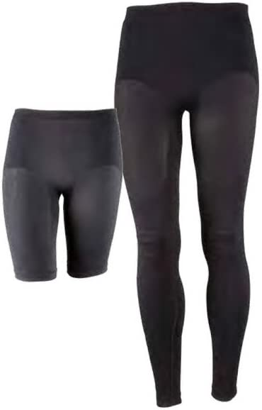 Nero Kapriol 28786 Pantaloncino Termico L