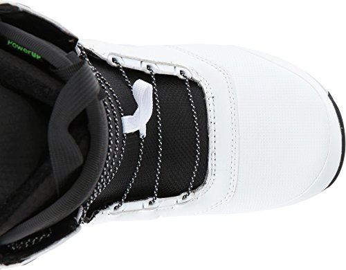 Burton Mens Ruler 18 White / Black 6 D Us