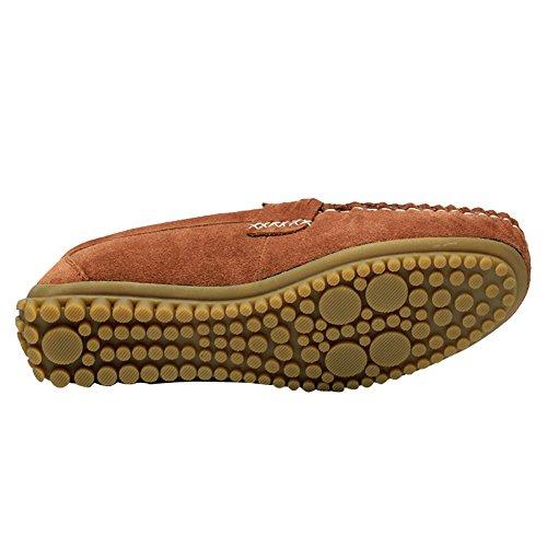 ODEMA - Mocasines de Piel para hombre Marrón - marrón