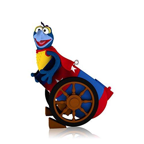 1 X The Great Gonzo - The Muppets - 2014 Hallmark Keepsake Ornament -