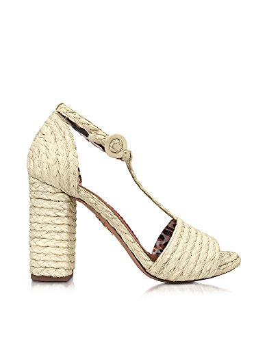 charlotte-olympia-womens-s164776101-beige-polyamide-sandals