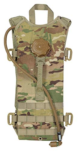 US Army G.I Multicam MOLLE (100 oz.) Hydration Carrier with Source WXP 3L/100oz Bladder ()
