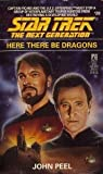 Here There Be Dragons, John Peel, 0671865714