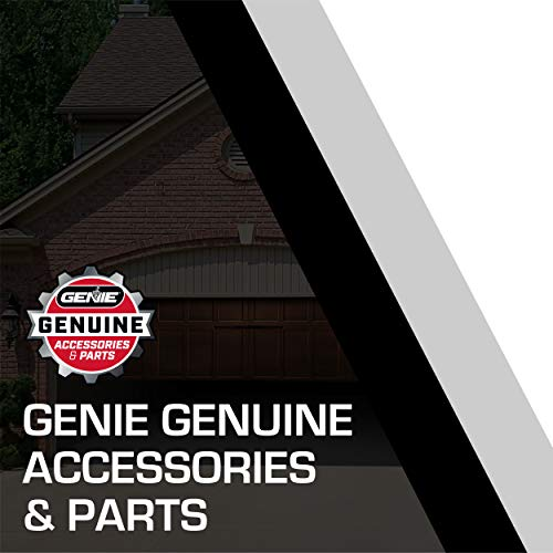 Genie 3-Button Remote for Controlling Multiple Garage Doors, Works with All Genie Intellicode Operators Using 390MHz – Model GITR-3 (Pack of 2) by Genie (Image #1)