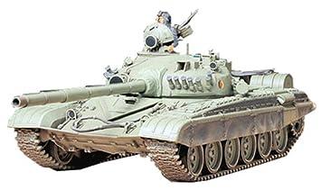 Tamiya 35160 - Maqueta Para Montar, Tanque Ruso T72 M1 ...
