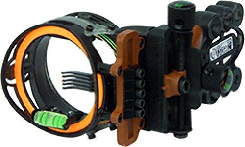 - Copper John TST 5 pin Black microadjust Sight .019 w/light