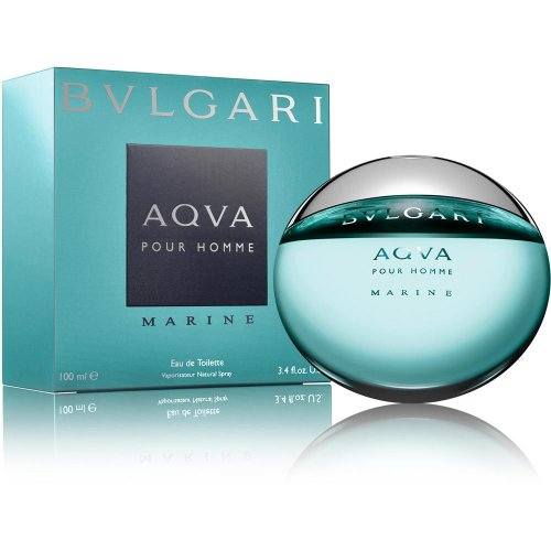 Pour Homme Natural Spray - Bvlgari Aqva Marine Pour Homme by Bvlgari 3.4oz 100ml EDT Spray