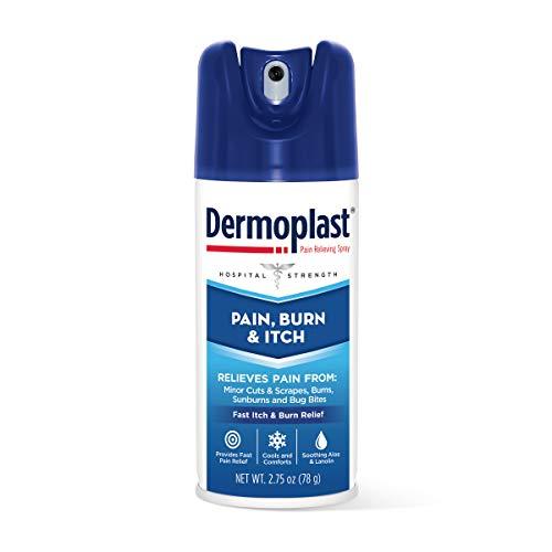 Dermoplast Pain, Burn & Itch Spray, Pain Relief