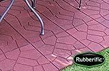 International Mulch Rubberific 16 in.Grey Dualside Paver44; 10 Pack