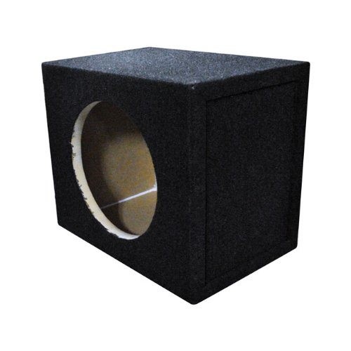 Qpower Single 8'' Sealed Woofer Box