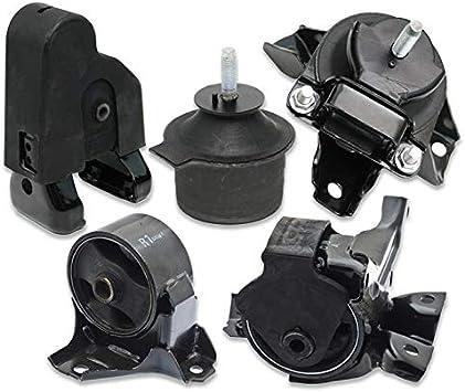 Engine Motor /& Transmission Mount Set 4PCS 2006-2008 for Hyundai Sonata 2.4L