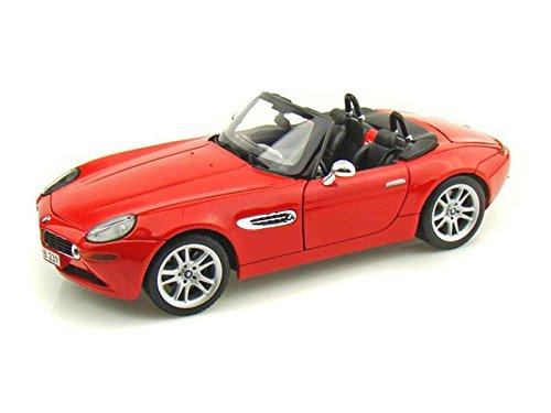 MAISTO 1/18 36896 BMW Z8 RED B0039CRIHO