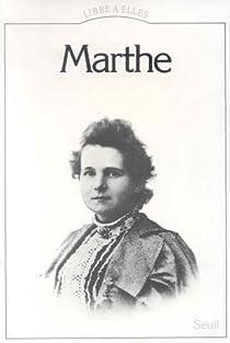 Marthe par Fréminville