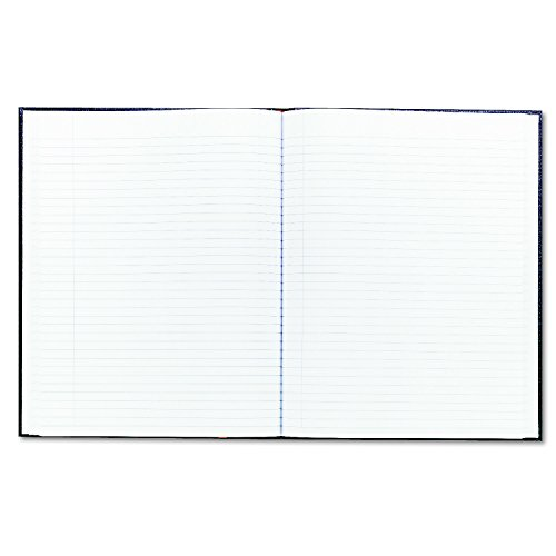 Blueline Executive Journal, 11 x 8.5 inches, Black, 150 Pages (A10.81)