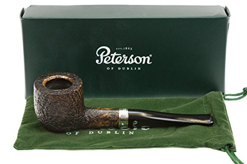 Peterson Dublin Castle 606 Tobacco Pipe by Peterson