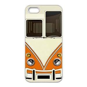 Tourist Bus IPhone 5 5S Case, Customize Tourist Bus Case for Iphone 5 5S