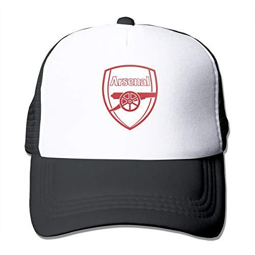 Arsenal Fc 1930-1936 Mesh Adjustable Trucker Baseball Cap for Men Women
