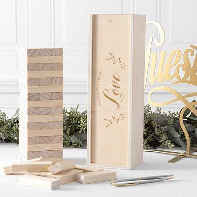 Cathy's Concepts Building Block Wedding Guestbook (Love Vine)