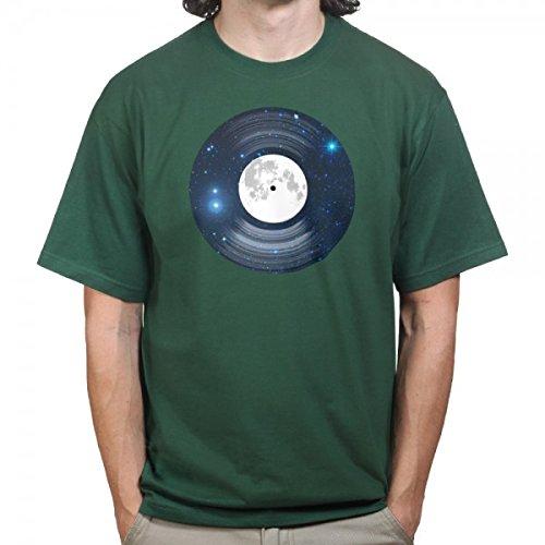 ABTM - Camiseta - Cuello redondo - Hombre-Mujer verde xxx-large ...