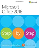 Microsoft Office 2016 Step by Step 1st Edition
