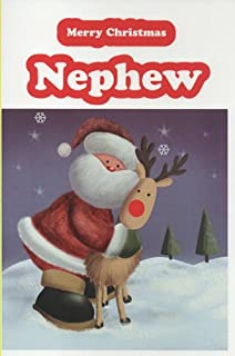 Cards for Everyone Merry Christmas Nephew: Amazon.co.uk: Office ...