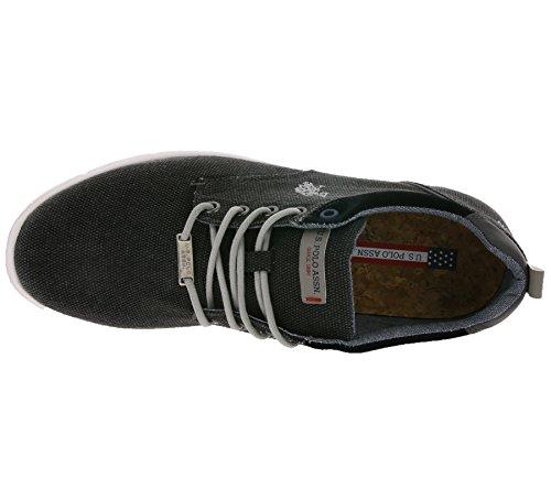 Sneakers Nero C1 Assn s Uomo WALDO4004W7 Bassa Polo U wXPHCq8