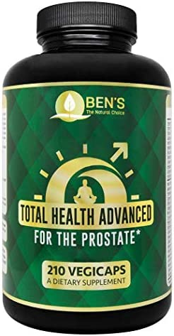 Bens Advanced Total Health Prostate product image