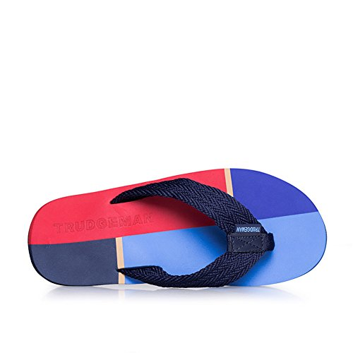 Pizca dulce Joker ojotas en verano/ moda deslizarse drag marea de playa pareja/Zapatillas y sandalias casuales A