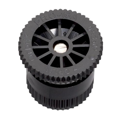- 20 Pack - Orbit 15' Radius Female Thread Adjustable Pop-Up or Shrub Sprinkler Head Nozzle